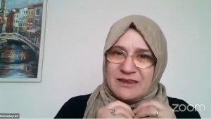 SAÜ'de 'Din Dili ve Kürsü Adabı' konuşuldu