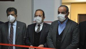 Şırnak'ta anjiyo merkezi, koroner ve çocuk yoğun bakım üniteleri hizmete açıldı