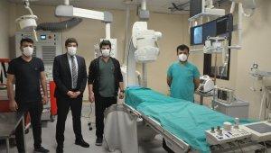 Şırnak'ta güven ortamı sağlandı, sağlık alanında yapılan yatırımlar meyvesini vermeye başladı