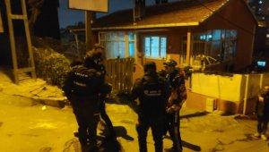 Şişli polisinden gece şok uygulama: 11 gözaltı