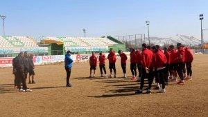 Sivas Belediyespor, Turgutluspor maçına hazır
