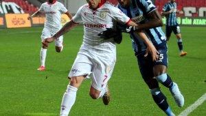 Spor Toto 1. Lig: Samsunspor: 0 - Adana Demirspor: 2