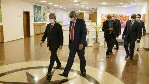 Sudan Büyükelçiliğinden Ankara Üniversitesine Ziyaret