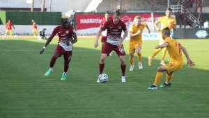 Süper Lig: A. Hatayspor: 0 - Hes Kablo Kayserispor: 2