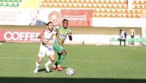 Süper Lig: Aytemiz Alanyaspor: 1 - Göztepe: 1