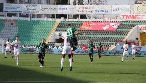 Süper Lig: Denizlispor: 2 - Yeni Malatyaspor: 1