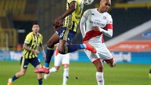 Süper Lig: Fenerbahçe: 0 - FTA Antalyaspor: 1