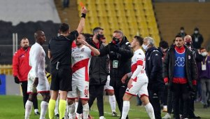 Süper Lig: Fenerbahçe: 1 - FTA Antalyaspor: 1