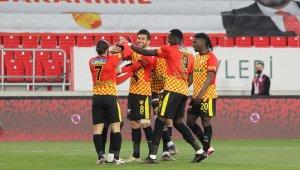 Süper Lig: Göztepe: 1 - BB Erzurumspor: 0