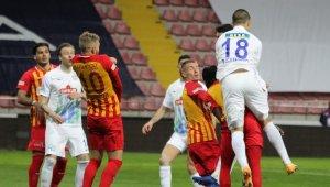 Süper Lig: Kayserispor: 2 - Çaykur Rizespor: 1