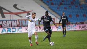 Süper Lig: Trabzonspor: 1 - Aytemiz Alanyaspor: 3