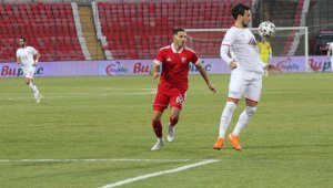 TFF 1. Lig: Balıkesirspor: 0 - Ankaraspor: 2