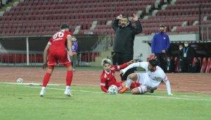 TFF 1. Lig: Balıkesirspor: 2 - Ankaraspor: 2