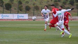 TFF 1. Lig: RH Bandırmaspor: 2 - Altınordu: 2