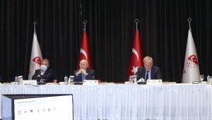 TFF, UEFA ve Kulüpler Birliği ile Avrupa Kulüp müsabakaları değerlendirme toplantısı yaptı