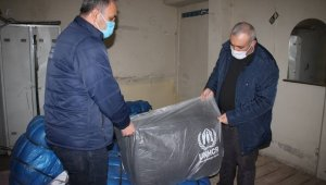UNHCR, Sivas'ta 425 aileye yardım yaptı