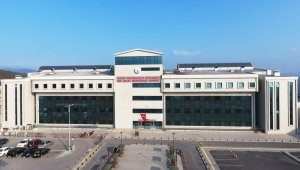 Üniversite hastanesini şubat ayında 32 bin hasta tercih etti