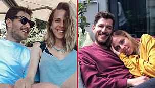 Uraz Kaygılaroğlu'nun eski eşi Melis İşiten yeni aşkını Instagram'dan haykırdı
