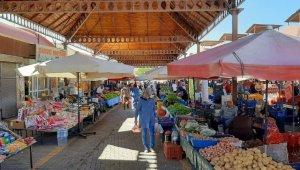 Ürgüp'te ilçe halk pazarı Cumartesi günü kurulacak