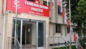 """Yeniden Refah Partisi: """"İstanbul İl Gençlik Kolları üyesi Sadık Tunç, Disiplin Kurulu'na sevk edildi"""""""