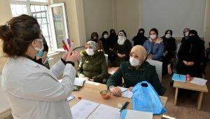 Yıldırım'da yaşayan yabancılar için Türkçe eğitimi - Bursa Haberleri