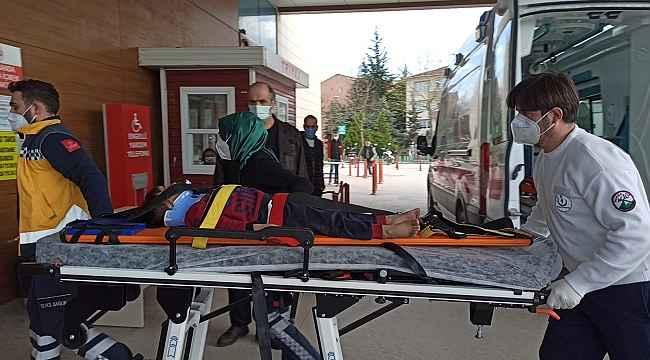 12 metre yükseklikten düşen çocuk hayatını kaybetti - Bursa Haberleri