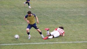 3. Lig: Karaman Belediyespor: 0 - Ağrı 1970: 0