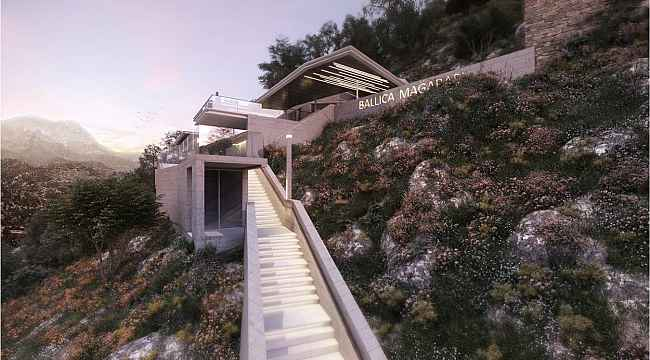 """3,5 milyon yıllık """"Ballıca Mağarası"""" Tokat turizminin cazibe merkezi olacak"""