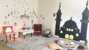 'Evimde Ramazan köşesi var' projesi hayata geçirildi