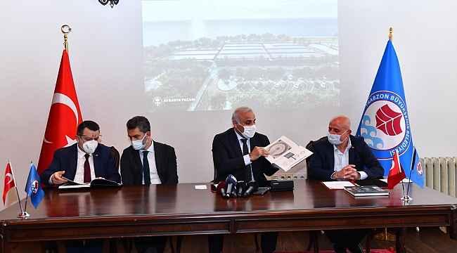 'Motif Motif Trabzon' kitabı tanıtıldı