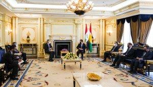 """ABD'nin Bağdat Büyükelçisi: """"Irak ordusu ve peşmergelere desteğimiz sürecek"""""""