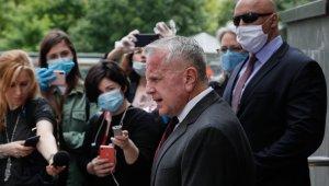 ABD'nin Moskova Büyükelçisi Sullivan, Washington'a dönecek