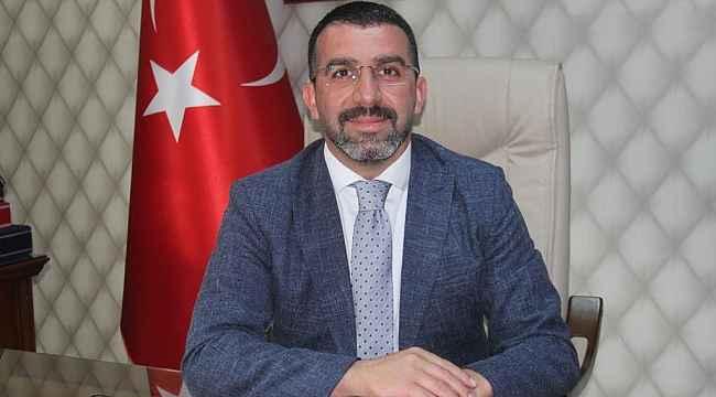"""AK Parti Kars İl Başkanı Adem Çalkın, """"CHP heyeti Kars'ta hezimete uğradı"""""""
