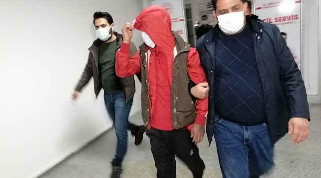 Aksaray'da polisin operasyonuyla yakalanan firari şüpheli tutuklandı
