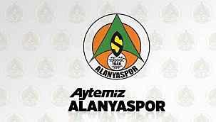 Alanyaspor'dan Beşiktaş maçı için açıklama