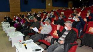 Aliağa'da belediye encümenleri ve komisyon üyeleri belirlendi