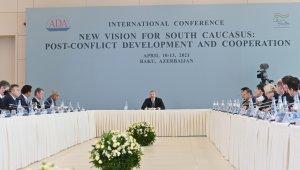 Aliyev, Şuşa'ya atılan İskender-M füzesiyle ilgili Putin ile görüştü