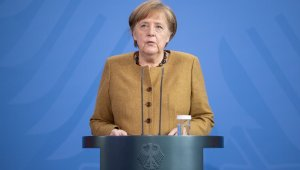 Almanya Başbakanı Merkel, AstraZeneca aşısı oldu