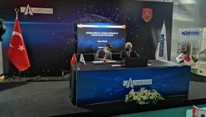 ASPİLSAN Enerji Li-İyon pil üretimi için son imzayı attı