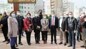 "Atakum'da hukukçulara ""Meslekte Vefa Bahçesi"""