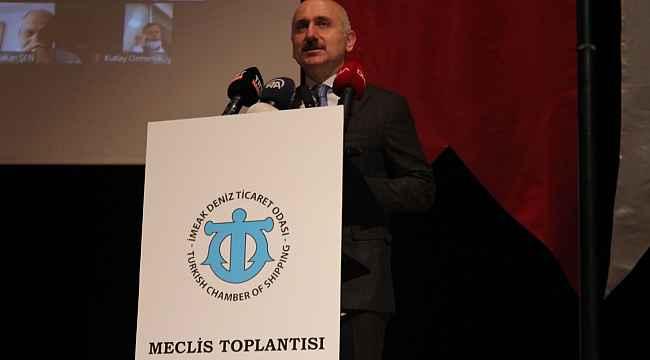 """Bakan Adil Karaismailoğlu: """"Dünyada büyüyen ticaret hacmi ve gelişen ticaret yolları dikkate alındığında Kanal İstanbul'un önemi ve aciliyeti görülecektir"""""""
