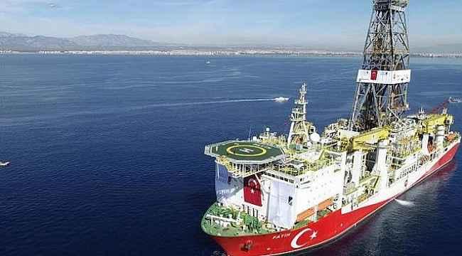 """Bakan Dönmez, """"Karadeniz'de keşfedilen gazı 2023'e yetiştirmek için çalışıyoruz"""""""