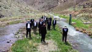 Bakan Pakdemirli'den Baraj müjdesi