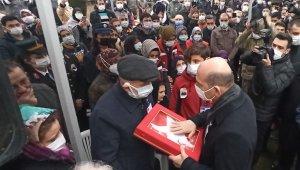 Bakan Soylu, Bursa'da şehit cenazesine katıldı - Bursa Haberleri