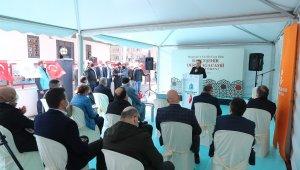 Başakşehir'de Derviş Ağa Camii ibadete açıldı