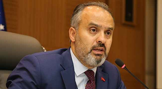 Başkan Alinur Aktaş koronavirüse yakalandığını açıkladı - Bursa Haberleri