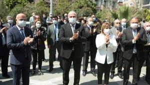 Başkan Atay, Efe Bakkal'ı açtı