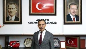 Başkan Dağtekin'den Ramazan Ayı mesajı