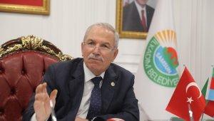 """Başkan Demirtaş: """"Yaptığımız denetimler halk sağlığının korunmasını önemsediğimizin göstergesidir"""""""