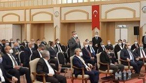 Başkan Güler Köşk'ün enerjisi için Ankara'da